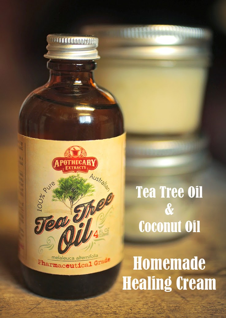 Tea Tree Oil Homemade Healing Cream – Ramblings From Utopia