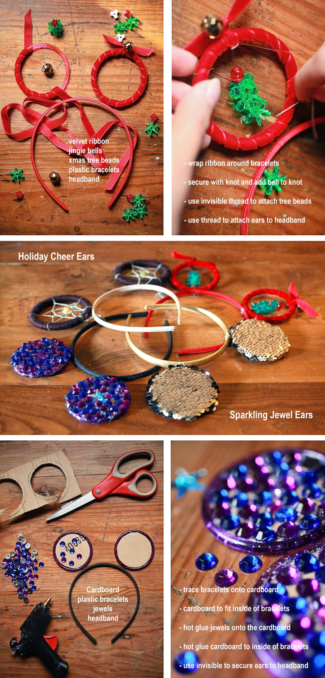Diy Mickey Mouse Ears For Make A Wish S Share Your Ears